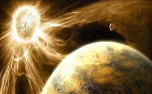 Free 3D Earth Sun Images wallpaper
