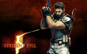 Chris Redfield in Resident Evil 5