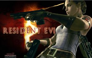 Sheva Alomar in Resident Evil 5 Wallpaper