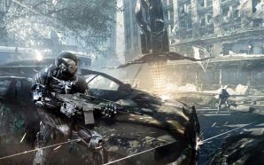 Free Crysis 2 Battle Screenshot wallpaper