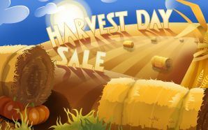 Harvest Day Sale