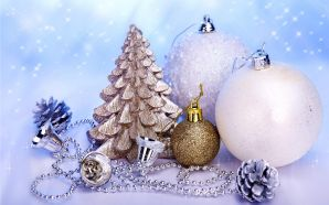 Christmas and Happy New Year 2012 - Christmas Decoration