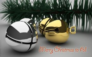 Christmas and Happy New Year - Merry Christmas To All