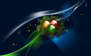 Merry xmas and Happy New Year - Christmas decoration