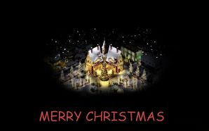 Merry xmas and Happy New Year - Merry christmas
