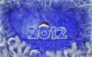 2012 Happy New Year - New Year 2012-Remember