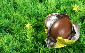 Easter Sunday 2012 - easter egg chocolate