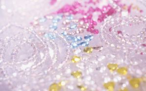 Sparkling and Romantic Backgrounds HK066 350A