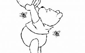 winnie the pooh coloring pages, winnie the pooh and friends coloring pages