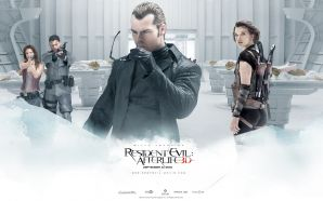 Shawn Roberts in Resident Evil: Afterlife Wallpaper 3
