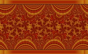 Autumn Free Wallpaper - Autumn Colors Fractal