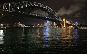 Beautiful Bridges wallpaper free - Sidney by Night