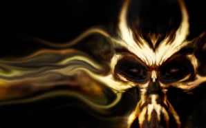 Free Golden Evil wallpaper